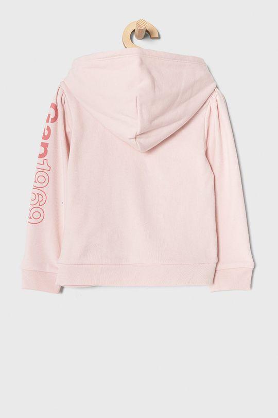 GAP - Bluza dziecięca 74-110 cm pastelowy różowy