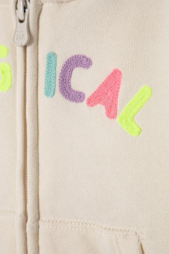 GAP - Dětská mikina 74-110 cm  77% Bavlna, 14% Polyester, 9% Recyklovaný polyester