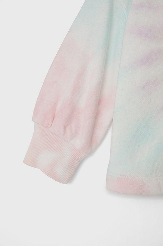 GAP - Bluza copii 74-110 cm  77% Bumbac, 14% Poliester , 9% Poliester reciclat