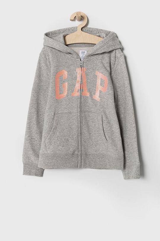 szary GAP - Bluza dziecięca 104-176 cm Dziewczęcy