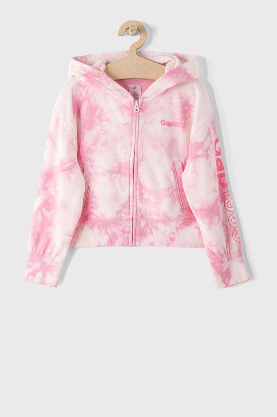 różowy GAP - Bluza dziecięca 104-176 cm Dziewczęcy