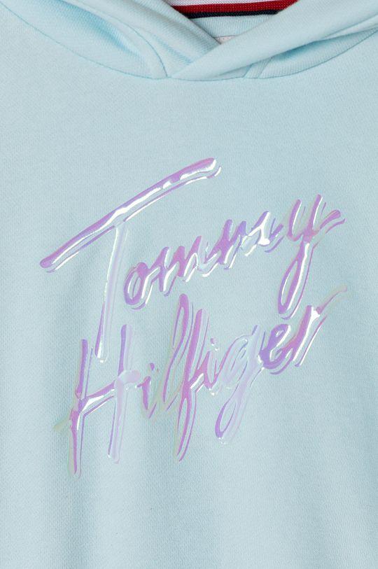 Tommy Hilfiger - Dětská mikina 98-176 cm světle modrá