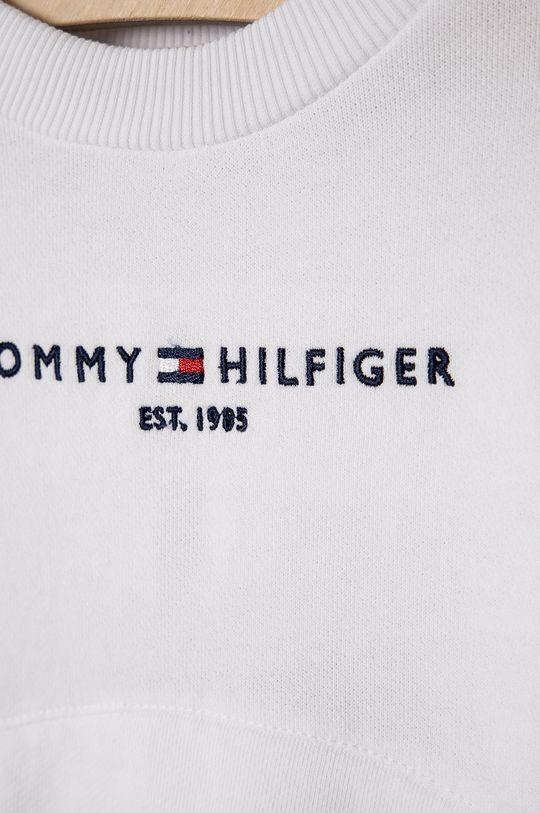 Tommy Hilfiger - Detská mikina 110-176 cm  97% Bavlna, 3% Elastan