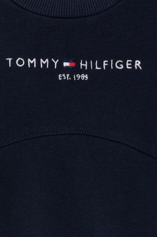 Tommy Hilfiger - Bluza dziecięca 110-176 cm granatowy