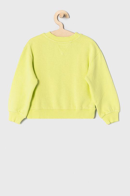Tommy Hilfiger - Bluza dziecięca 110-176 cm żółto - zielony
