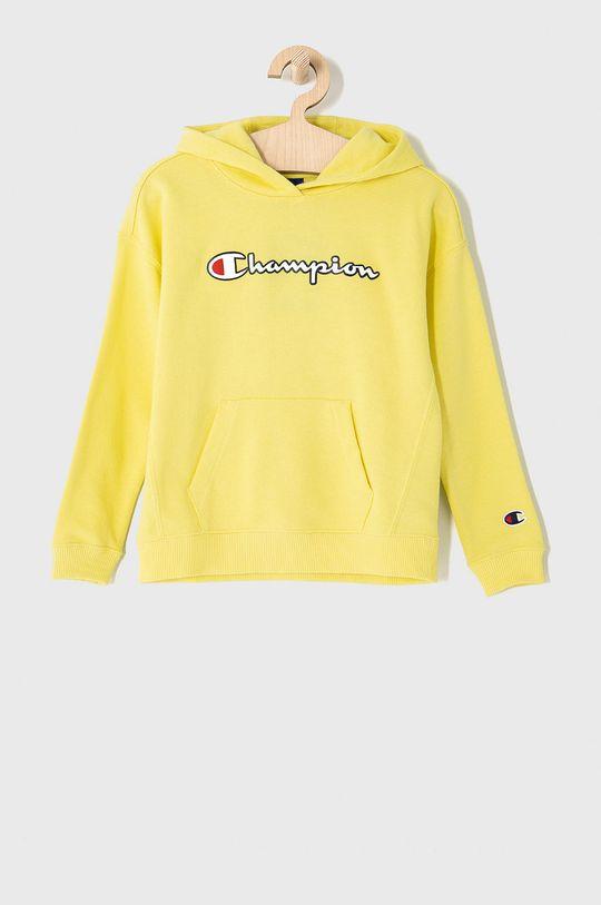 žlutá Champion - Dětská mikina 102-179 cm Dívčí