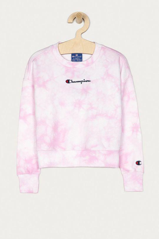 różowy Champion - Bluza dziecięca 102-179 cm Dziewczęcy