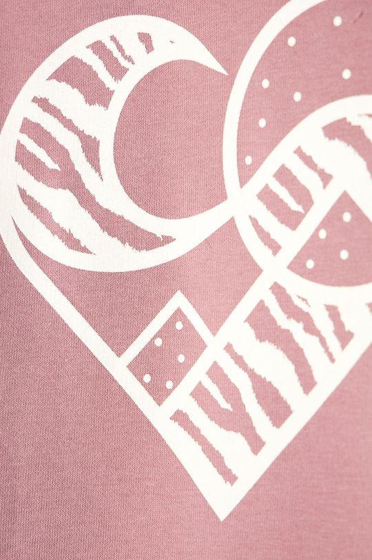 pastelowy różowy Femi Stories - Bluza dziecięca Zippa 116-158 cm