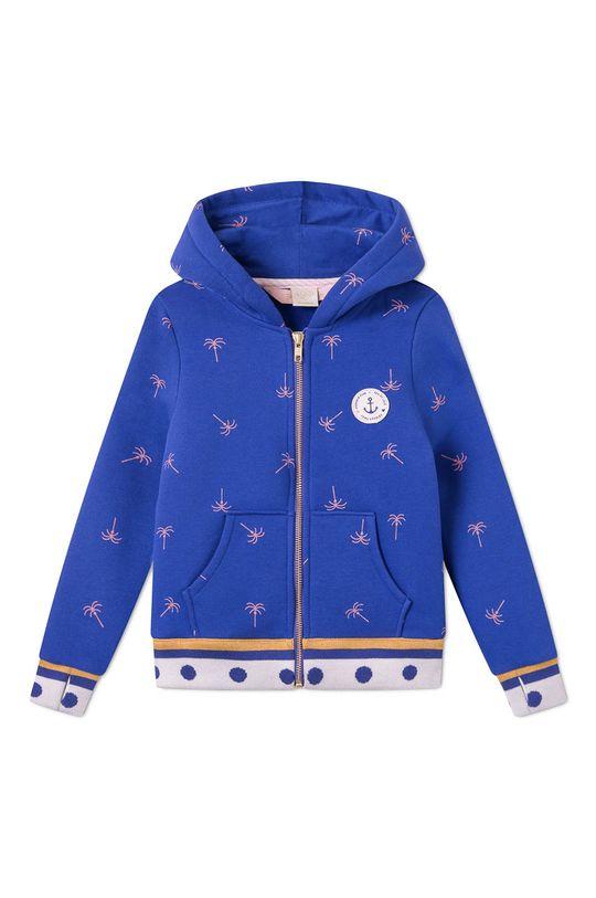 fioletowy Femi Stories - Bluza dziecięca Zippa 116-158 cm Dziewczęcy