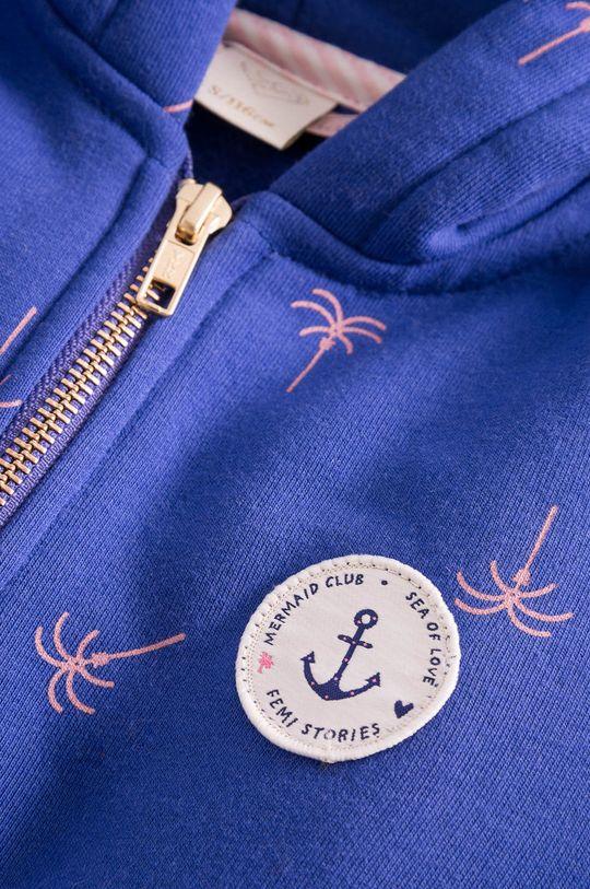 Femi Stories - Bluza dziecięca Zippa 116-158 cm fioletowy