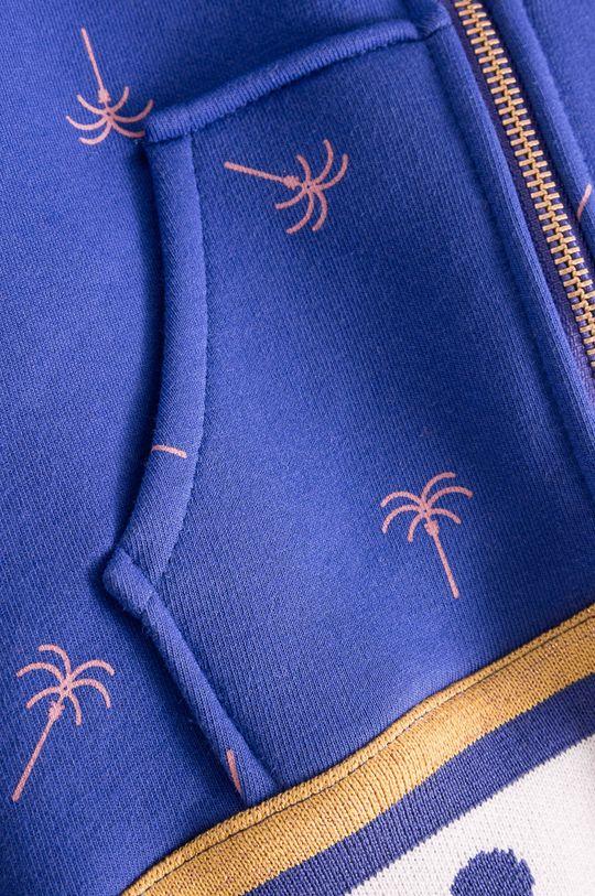 fioletowy Femi Stories - Bluza dziecięca Zippa 116-158 cm