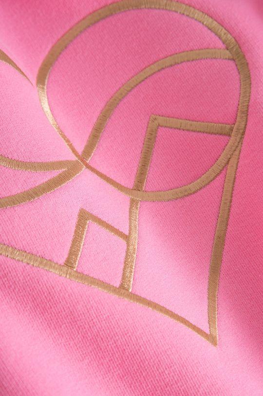 Femi Stories - Dětská mikina Dani 116-140 cm růžová