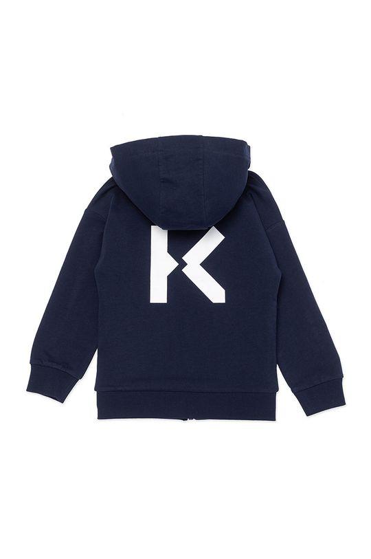 KENZO KIDS - Bluza dziecięca granatowy