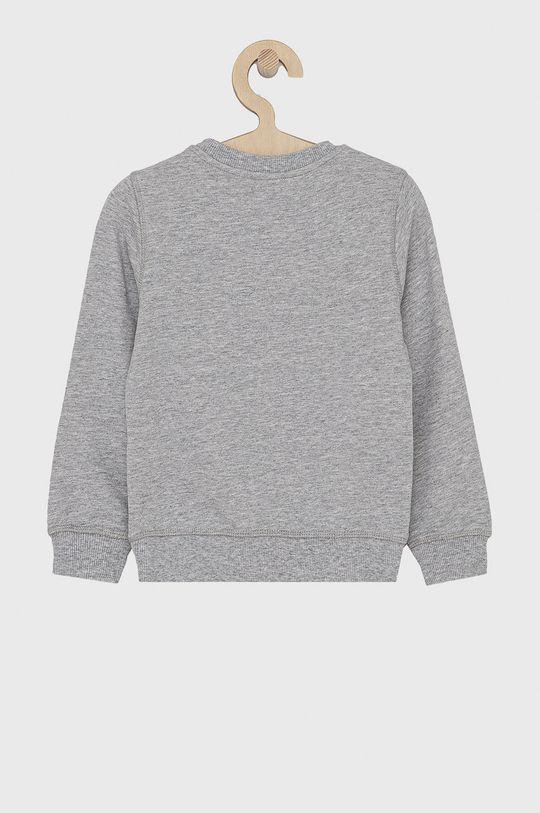 KENZO KIDS - Bluza bawełniana dziecięca 104-116 cm szary