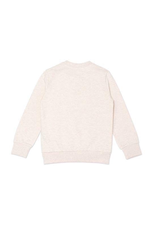 KENZO KIDS - Bluza dziecięca pastelowy różowy