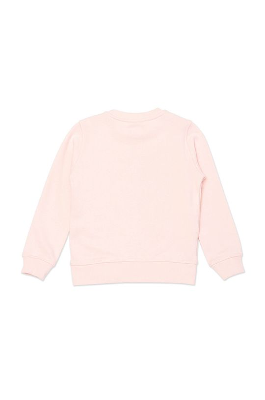 KENZO KIDS - Bluza dziecięca 104-116 cm pastelowy różowy