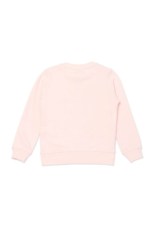 KENZO KIDS - Bluza dziecięca 128-152 cm pastelowy różowy
