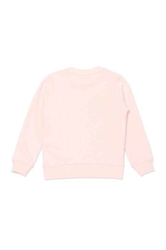 KENZO KIDS - Bluza dziecięca 164 cm pastelowy różowy