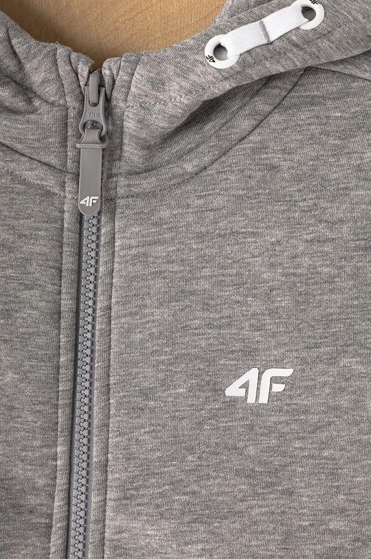 4F - Dětská mikina 122-164 cm  73% Bavlna, 27% Polyester