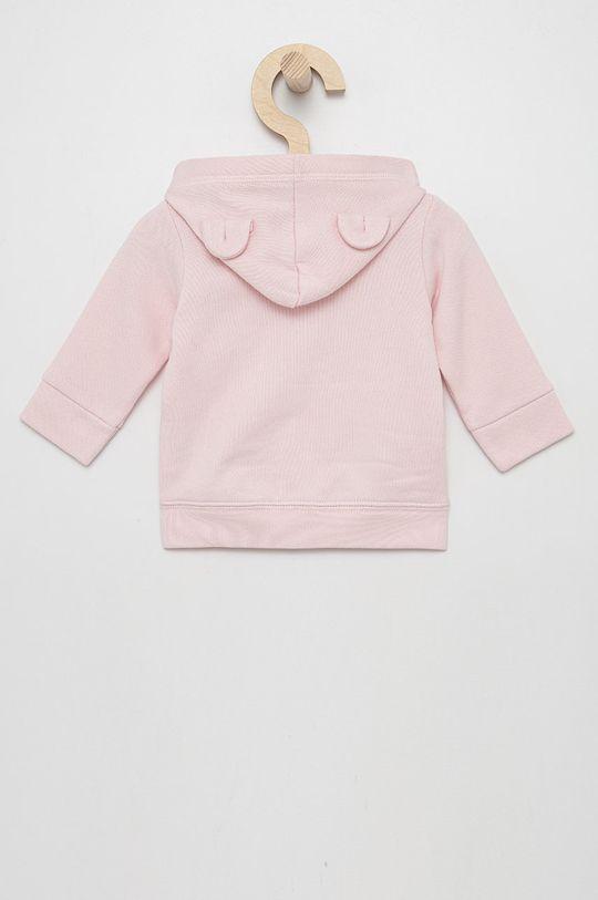 United Colors of Benetton - Dětská bavlněná mikina  100% Organická bavlna