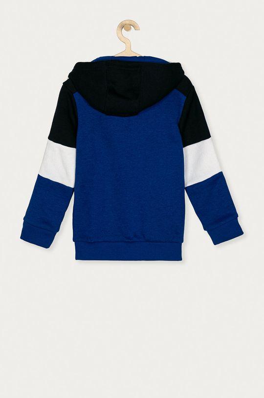 adidas - Bluza bawełniana niebieski
