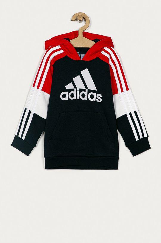 bleumarin adidas - Bluza copii 104-176 cm De copii