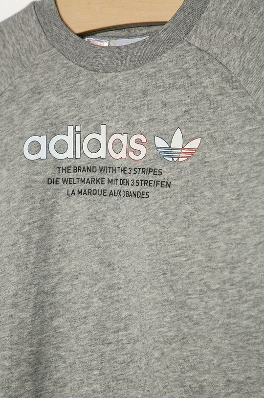 adidas Originals - Dětská mikina 146-176 cm  70% Bavlna, 30% Recyklovaný polyester