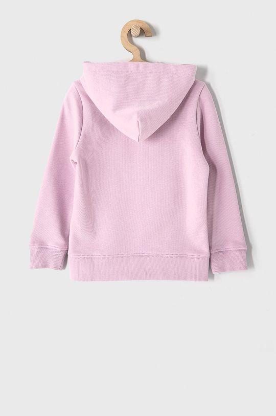 Calvin Klein Jeans - Dětská bavlněná mikina 104-176 cm růžová