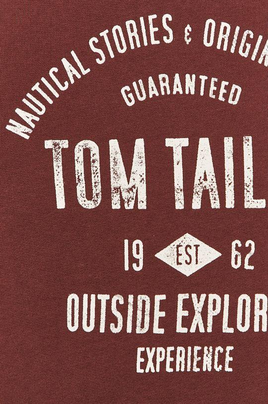 Tom Tailor - Bavlněná mikina Pánský