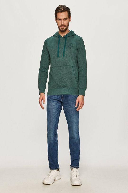 Tom Tailor - Bluza zielony