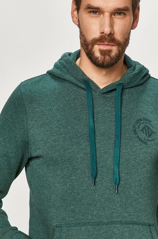 zielony Tom Tailor - Bluza