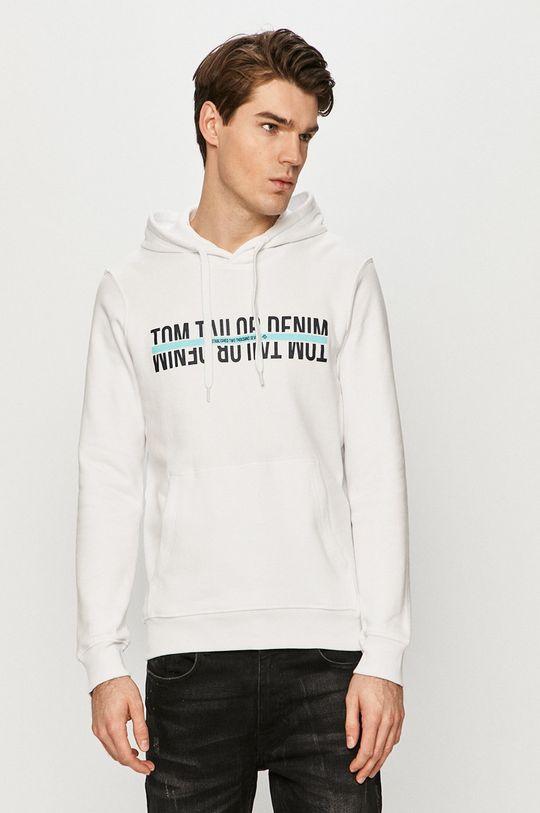 alb Tom Tailor - Bluza De bărbați