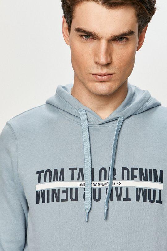 světle modrá Tom Tailor - Mikina