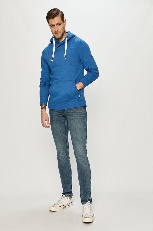 Tom Tailor - Mikina modrá