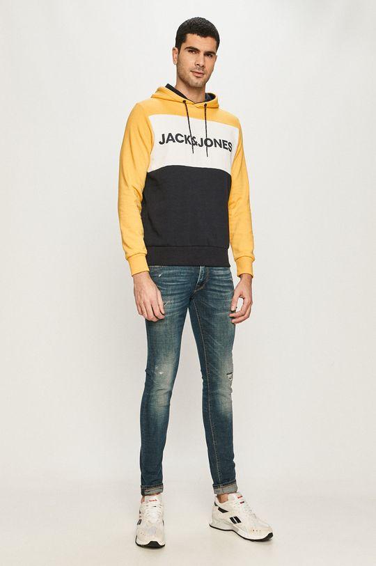 Jack & Jones - Bluza żółty
