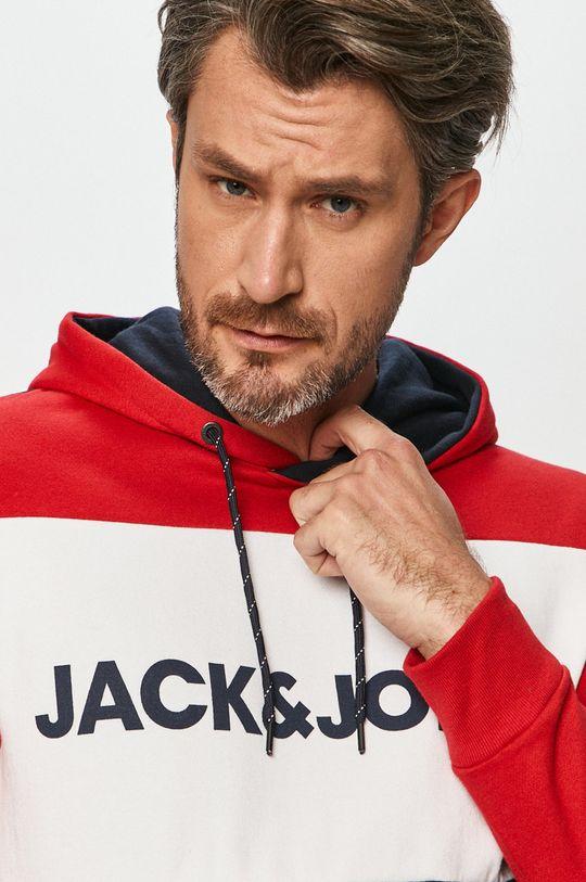 czerwony Jack & Jones - Bluza