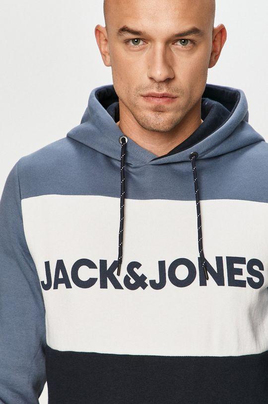 niebieski Jack & Jones - Bluza
