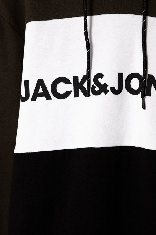 Jack & Jones - Bluza 48 % Bawełna, 52 % Poliester
