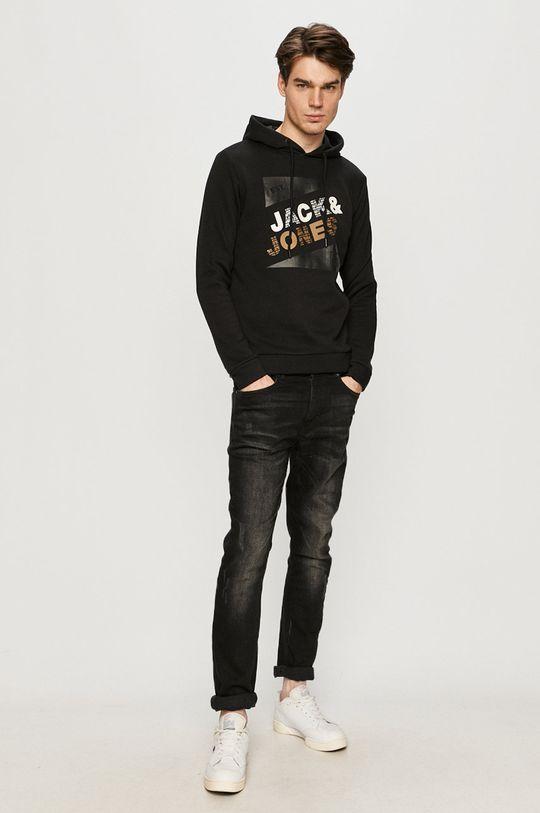 Jack & Jones - Mikina černá