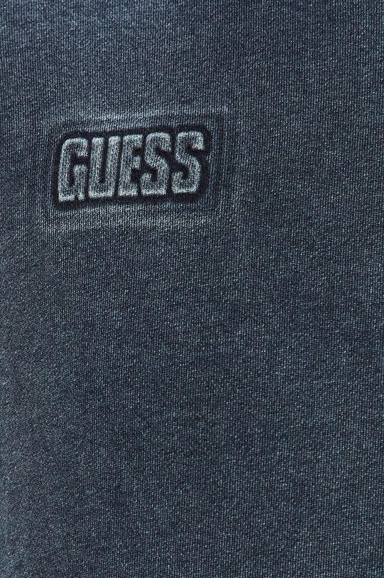 Guess - Bavlnená mikina Pánsky