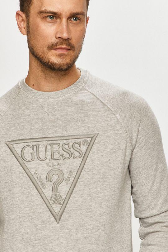 gri Guess - Bluza De bărbați