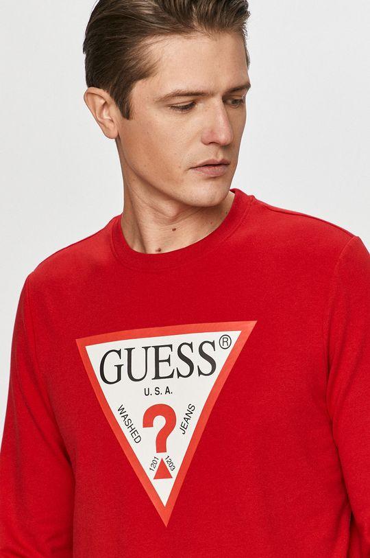 červená Guess - Mikina