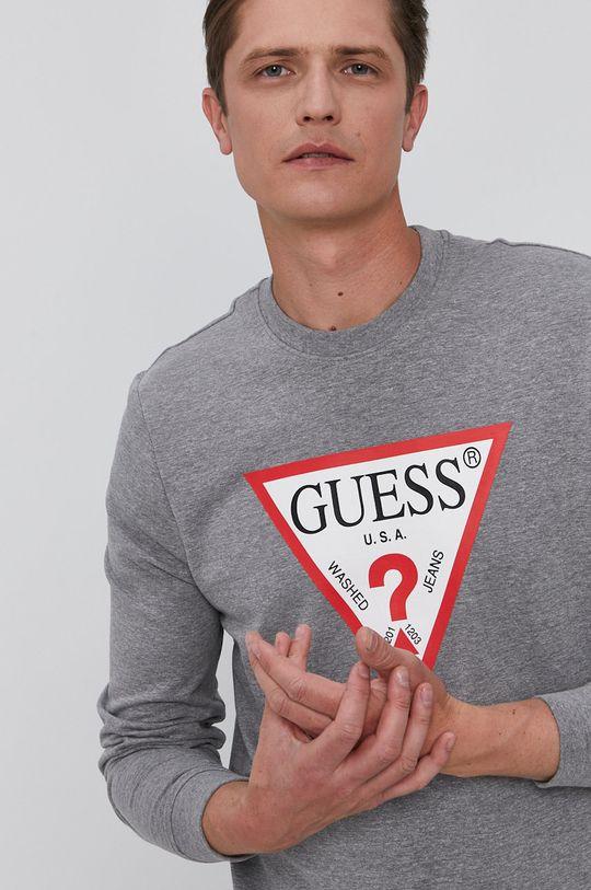 szary Guess - Bluza
