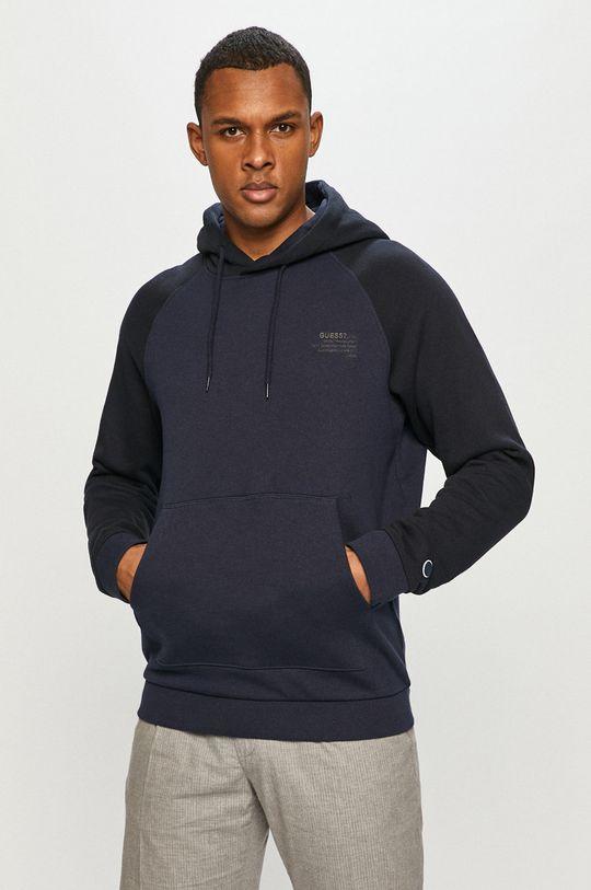 bleumarin Guess - Bluza De bărbați