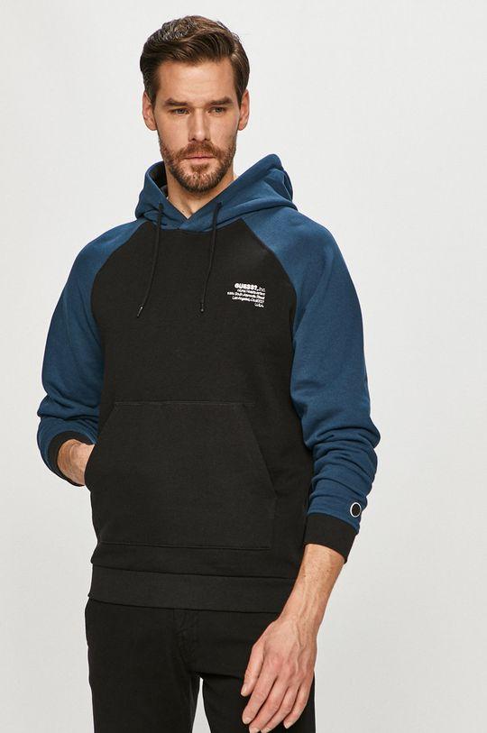 negru Guess - Bluza De bărbați