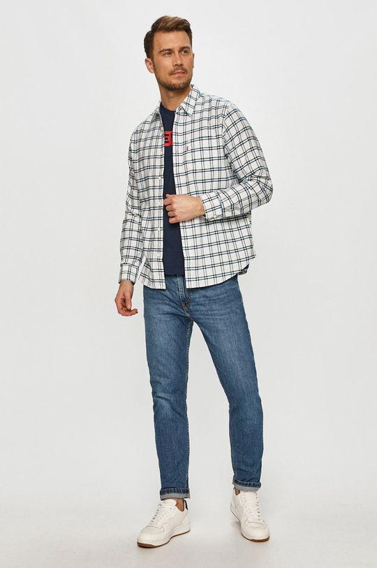 Levi's - Bavlněná košile  100% Bavlna