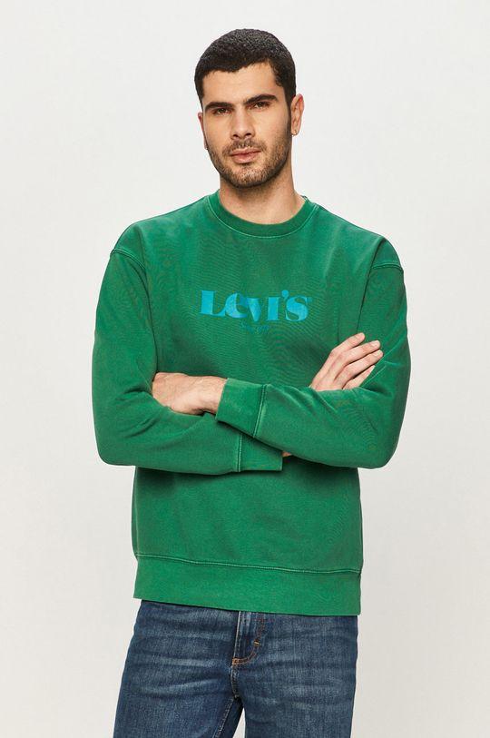 cyraneczka Levi's - Bluza bawełniana Męski