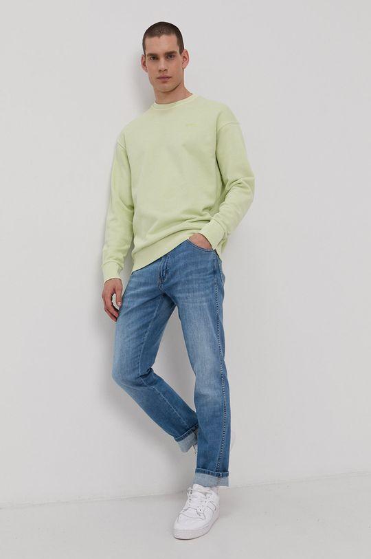 Levi's - Bluza zielony
