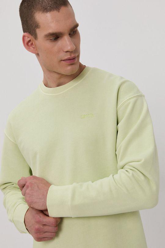 zielony Levi's - Bluza