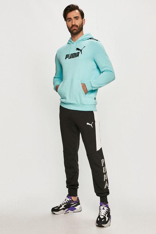 Puma - Bluza jasny niebieski